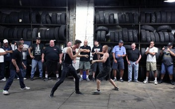 Το αληθινό fight club της Αμερικής