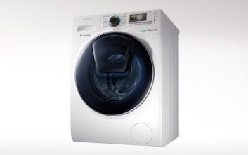 Καινοτόμο πλυντήριο δεν αφήνει κανένα ρούχο απ' έξω