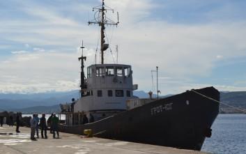 Γεμάτα με λαθραία τσιγάρα τα αμπάρια του «ύποπτου» πλοίου στην Κίσσαμο