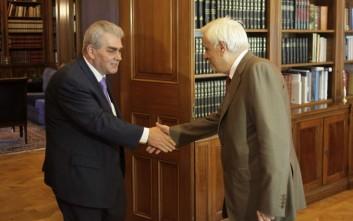 Παυλόπουλος-Παπαγγελόπουλος μίλησαν για την εκλογική διαδικασία
