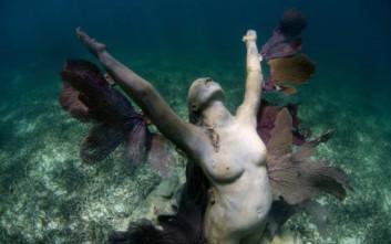 Το υποβρύχιο μουσείο της Καραϊβικής