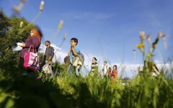 Διχασμένοι οι Αμερικανοί για τον αριθμό των προσφύγων που πρέπει να υποδεχτούν