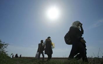 Εντείνονται οι προσφυγικές ροές στην Ευρώπη