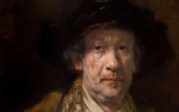 Πίνακες του Ρέμπραντ θα αγοραστούν από δύο μουσεία από κοινού