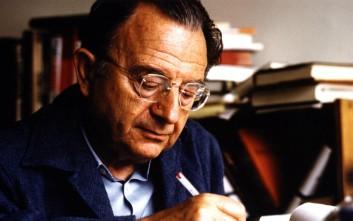 Ο σπουδαίος ψυχαναλυτής και διανοητής Έριχ Φρομ