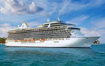 Έδεσε στη Θεσσαλονίκη το κρουαζιερόπλοιο Riviera