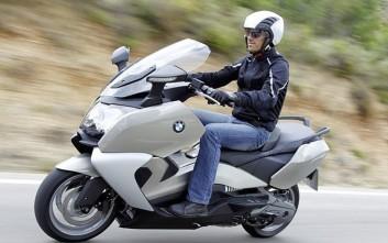 Scooter μεσαίου κυβισμού για τη BMW