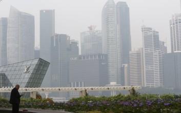 Κλειστά σχολεία λόγω νέφους στη Σιγκαπούρη