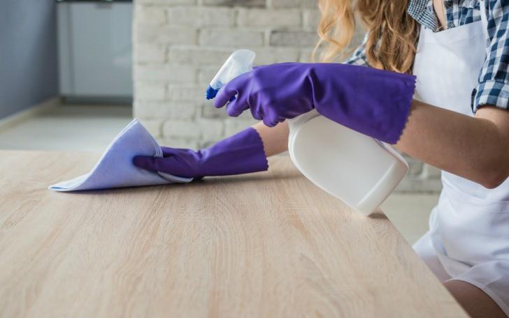 Διώξτε τα μικρόβια ξεσκονίζοντας