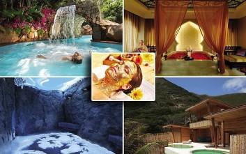 Στιγμές πολυτέλειας και χαλάρωσης σε ξεχωριστά spa σε όλο τον κόσμο