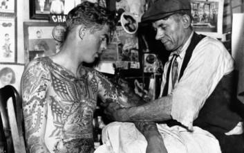 Τατουάζ στις αρχές του 20ου αιώνα