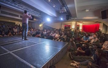 Θέατρο και Stand-up Science στη Βραδιά του Ερευνητή