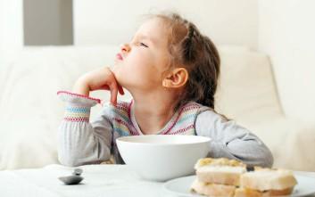Τα 4 πιο συνηθισμένα λάθη στη διατροφή των παιδιών