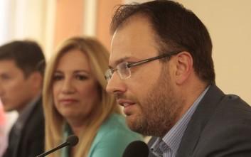 Εκτός Κοινοβουλευτικής Ομάδας του Κινήματος Αλλαγής ο Θανάσης Θεοχαρόπουλος
