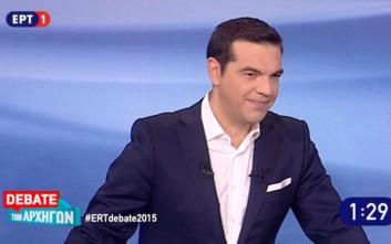 Η απάντηση του Τσίπρα για το ενδεχόμενο επαναφοράς σχεδίου «Grexit»