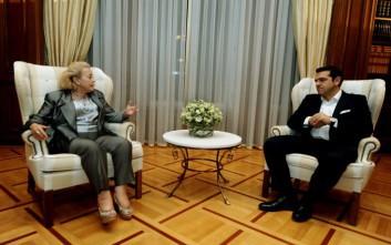 Τσίπρας: Ο τόπος μας μπορεί να βγει από τη δυσκολία