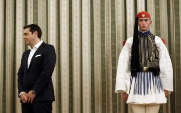 CNBC: Οι 100 κρίσιμες ημέρες για τη νέα κυβέρνηση Τσίπρα