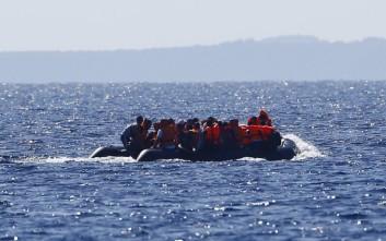 Νεκρό βρέφος μεταναστών στο Αγαθονήσι