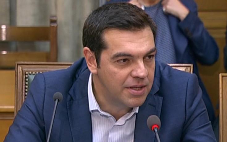 ΥΠΟΥΡΓΚΟ ΣΥΜΒΟΥΛΙΟ ΤΣΙΡΑΣ