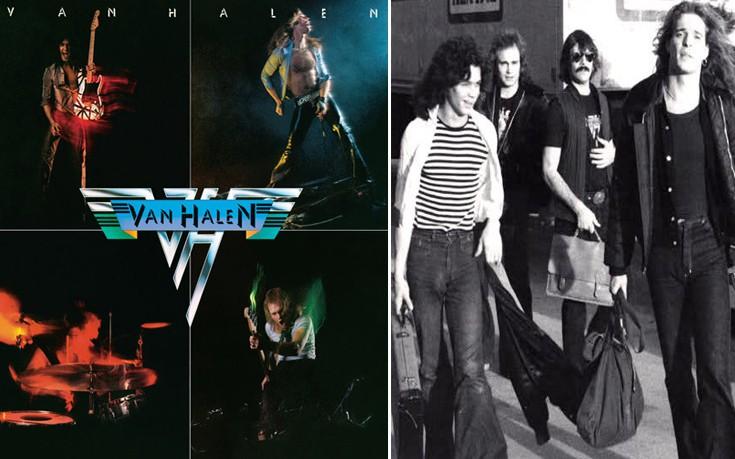 Van Halen - Van Halen  Vanhal1