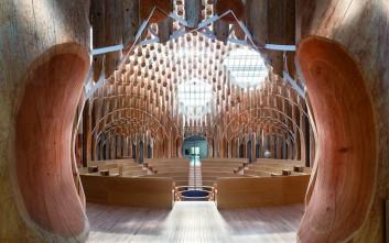 Χώροι λατρείας «στολίδια» της σύγχρονης αρχιτεκτονικής
