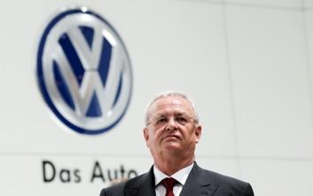 Παραιτήθηκε ο διευθύνων σύμβουλος της Volkswagen