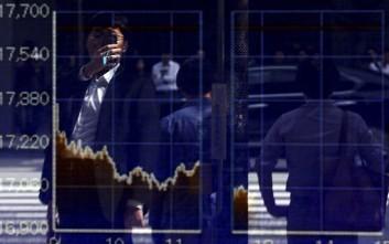 Μεγάλη πτώση κατά τις πρώτες συναλλαγές στο χρηματιστήριο της Ιαπωνίας