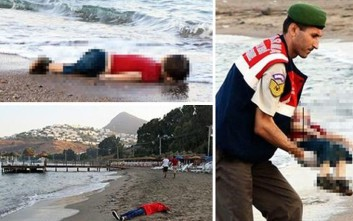 Πτώματα προσφυγόπουλων ξεβράζονται στις ακτές