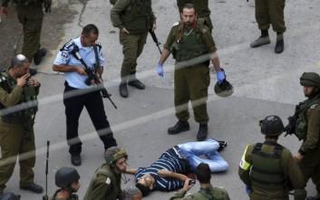 Νεκρός νεαρός Παλαιστίνιος στη Χεβρώνα