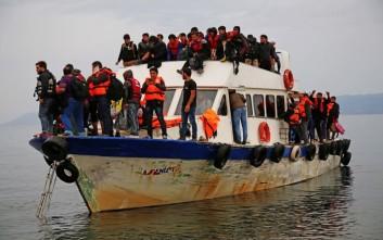 Ασφυκτική και πάλι η κατάσταση στη Λέσβο