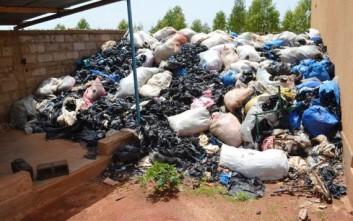 Τι κάνουν με αυτά τα σκουπίδια στην Αφρική;