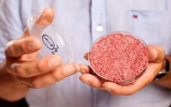 Σε πέντε χρόνια στην αγορά το κρέας που φτιάχνεται στο εργαστήριο