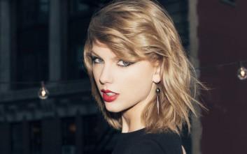 Η Τέιλορ Σουίφτ είναι η πιο ακριβοπληρωμένη διασημότητα στον κόσμο