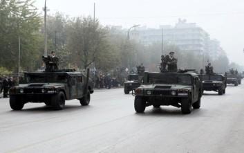Στο επίκεντρο των εορτασμών η στρατιωτική παρέλαση