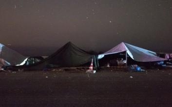 Κραυγή αγωνίας προσφύγων που ζουν σε σκηνές στη Γερμανία
