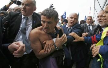 Ο προπηλακισμός στελεχών έφερε απολύσεις στην Air France