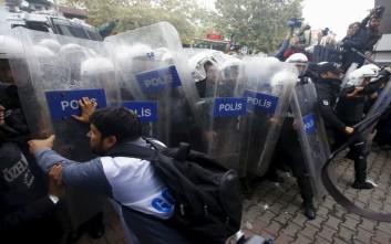 Ευρωκαταδίκη της Τουρκίας για αστυνομικές βιαιότητες