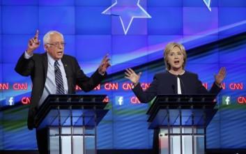 Πρώτη τηλεμαχία Δημοκρατικών για τις εκλογές