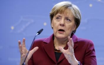 Μέρκελ: Προς συζήτηση η οικονομική ενίσχυση 3 δισ. ευρώ στην Τουρκία