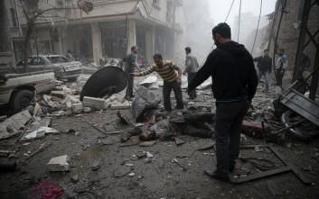 Πάνω από 250.000 οι νεκροί από τον 5ετή εμφύλιο στη Συρία