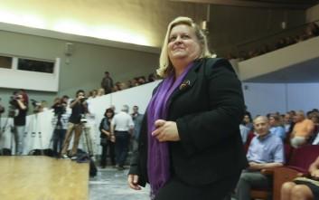 Κατερίνα Περιστέρη: Έβαλαν τον φύλακα να μου απαγορεύσει την είσοδο στην Αμφίπολη