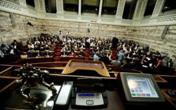 Διαφωνούν οι «53» του ΣΥΡΙΖΑ με τη συνταγματική αναθεώρηση