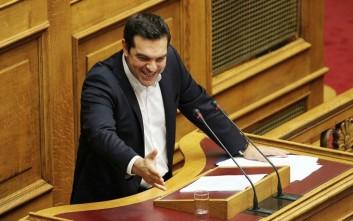 Ο άγνωστος διάλογος Τσίπρα - Μεϊμαράκη στη Βουλή