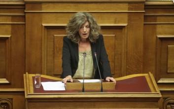 Αναγνωστοπούλου: Το δημογραφικό δεν προσφέρεται για καταστροφολογία