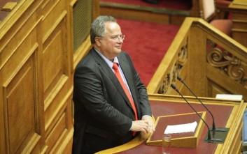 Παρέμβαση Κοτζιά σχετικά με το ζήτημα του ονόματος της πΓΔΜ