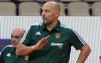 Ο Τζόρτζεβιτς σφίγγει τα λουριά στον Παναθηναϊκό