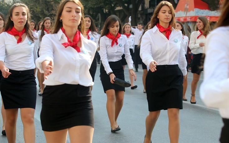 Ολοκληρώθηκαν οι εκδηλώσεις εορτασμού της εθνικής επετείου στο Ρέθυμνο