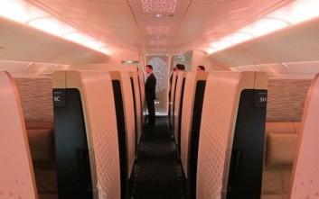 Αεροπορικά ταξίδια της χλιδής που δεν έχεις καν φανταστεί