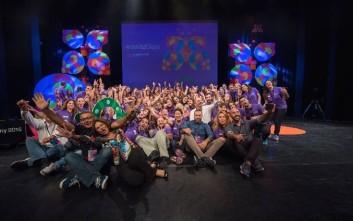 Με την υποστήριξη της Mercedes το φετινό TEDxAcademy