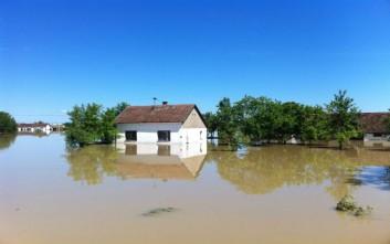 Ένας αγνοούμενος από τον κυκλώνα «Κρίστιαν» στην Κροατία